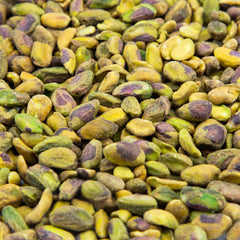 Pistachios Shelled, Roasted & Salted - 20 LB. Case