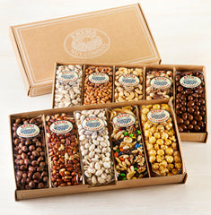 Deluxe Snacker 5 Pack Gift Box
