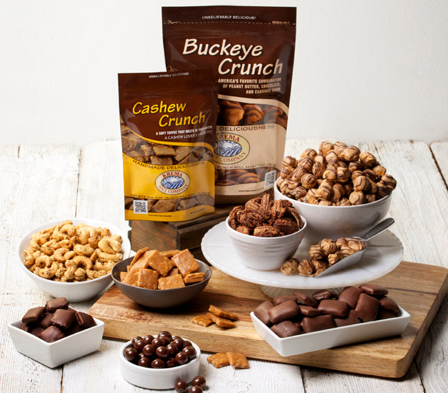 Buckeye Crunch 7 oz. Bag