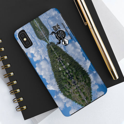 Island Reflection - Case Mate Tough Phone Cases