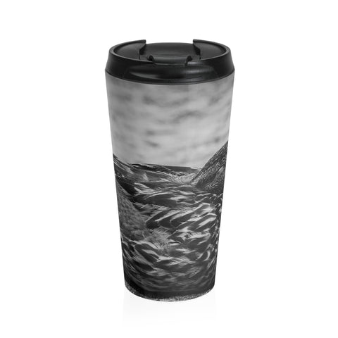 Stainless Steel Travel Mug - Sleeping Mallard
