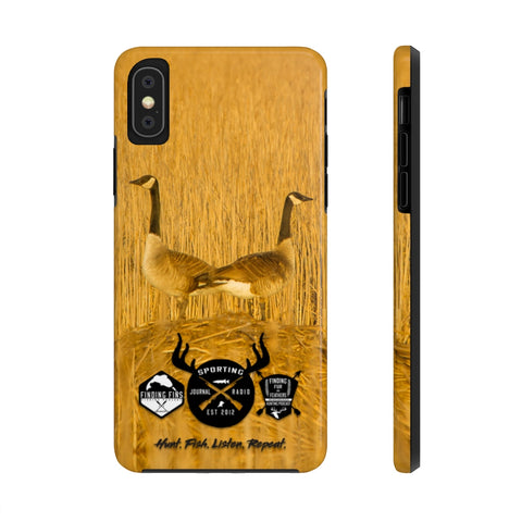 Canada Goose Pair - Case Mate Tough Phone Cases