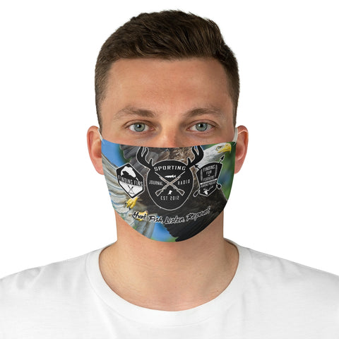 Bald Eagle - Fabric Face Mask