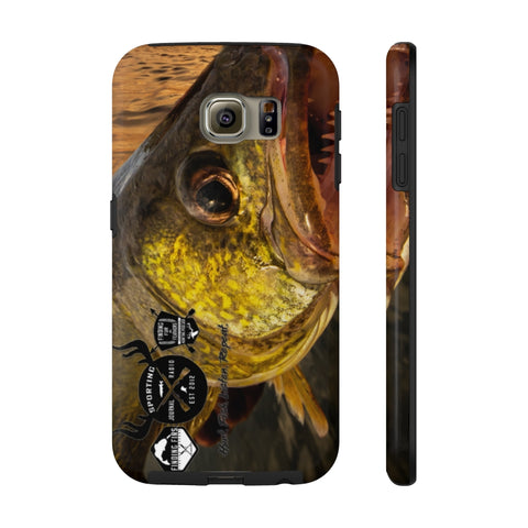 Walleye - Case Mate Tough Phone Cases