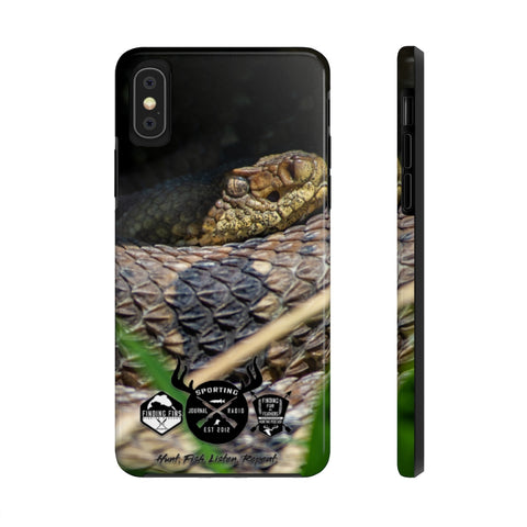 Minnesota Timber Rattlesnake - Case Mate Tough Phone Cases