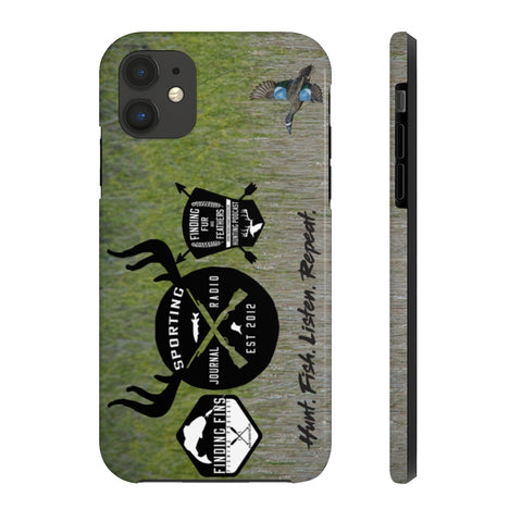 Blue-Winged Teal - Case Mate Tough Phone Cases