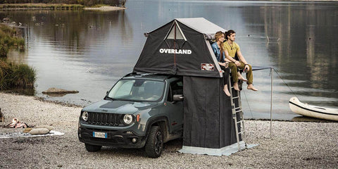 Changing Room (For Off Road Vehicles & Vans)
