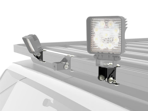 Roof Rack Spotlight Bracket
