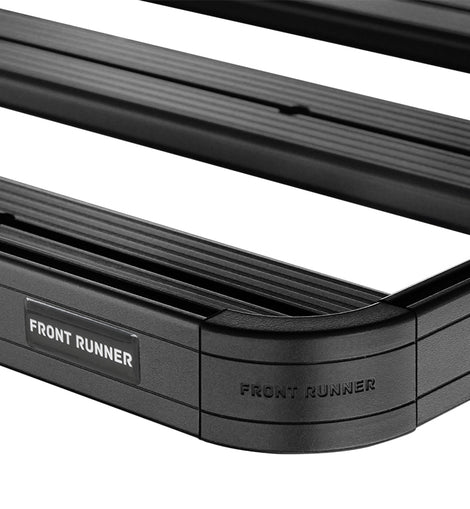 Transform your factory roof rails to clear precious interior space and still take your favorite adventure gear and toys with the Volkswagen Caddy Maxi (2015-2020) Slimline II Roof Rail Rack Kit.