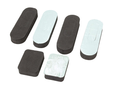 Vertical Surfboard Carrier Spare Pad Set