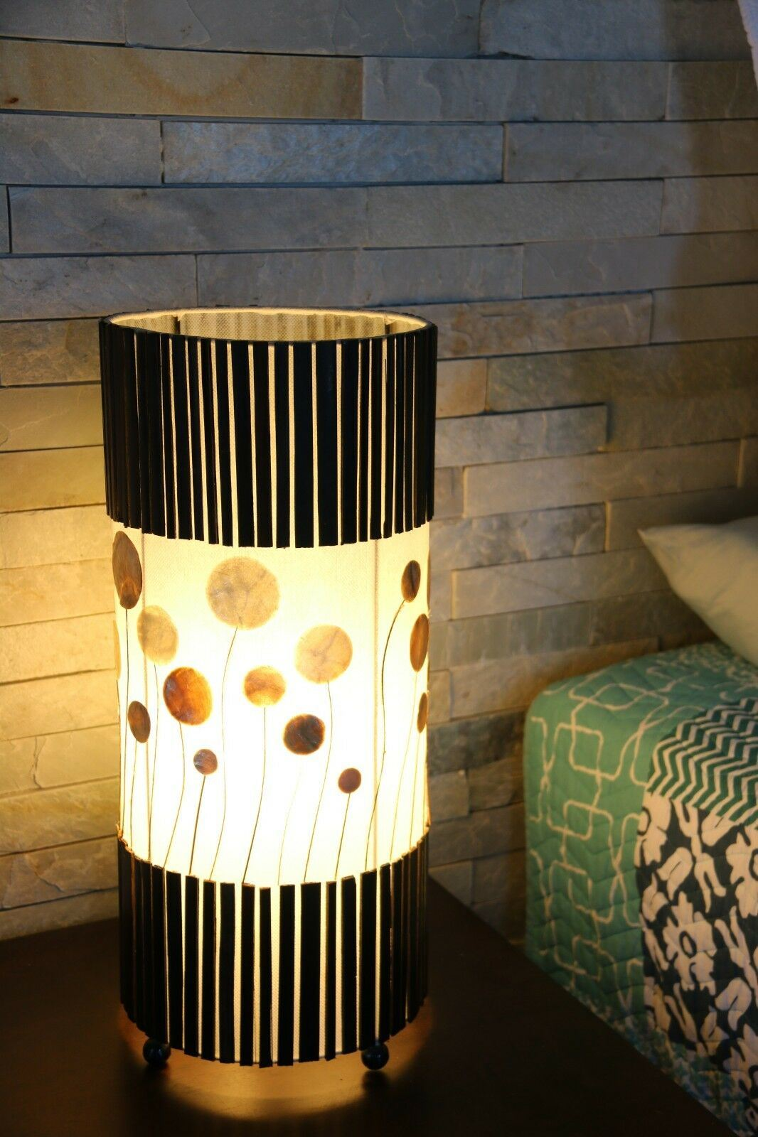 Brand New Balinese Feature Lamp - Indoor Bali Feature Lamp