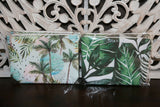 NEW Balinese Purse / Make Up Bag Lovely Bright Colours - Choose from 2 Designs