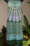 Bali Beach Sarong - Mandala Beach Sarong - Bikini Cover Up - 2 COLOURS AVAIL.