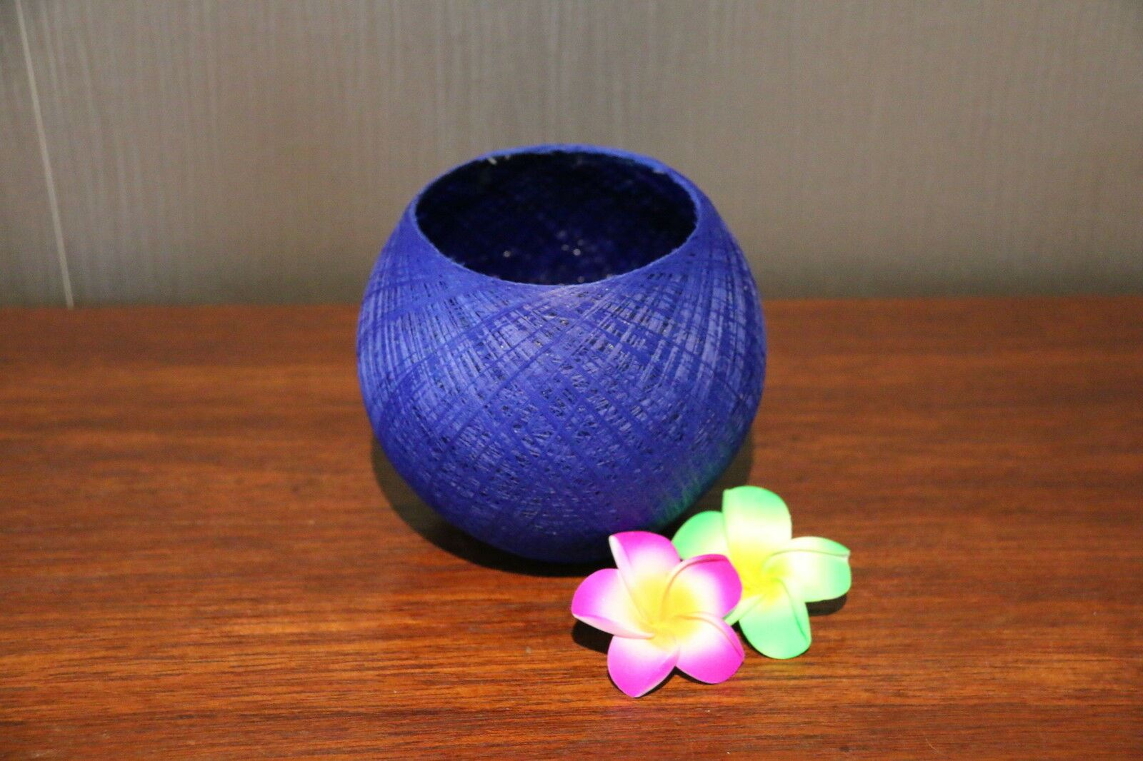NEW Balinese T-Light or Votive Candle Holder - MANY COLOURS - Glass Insert