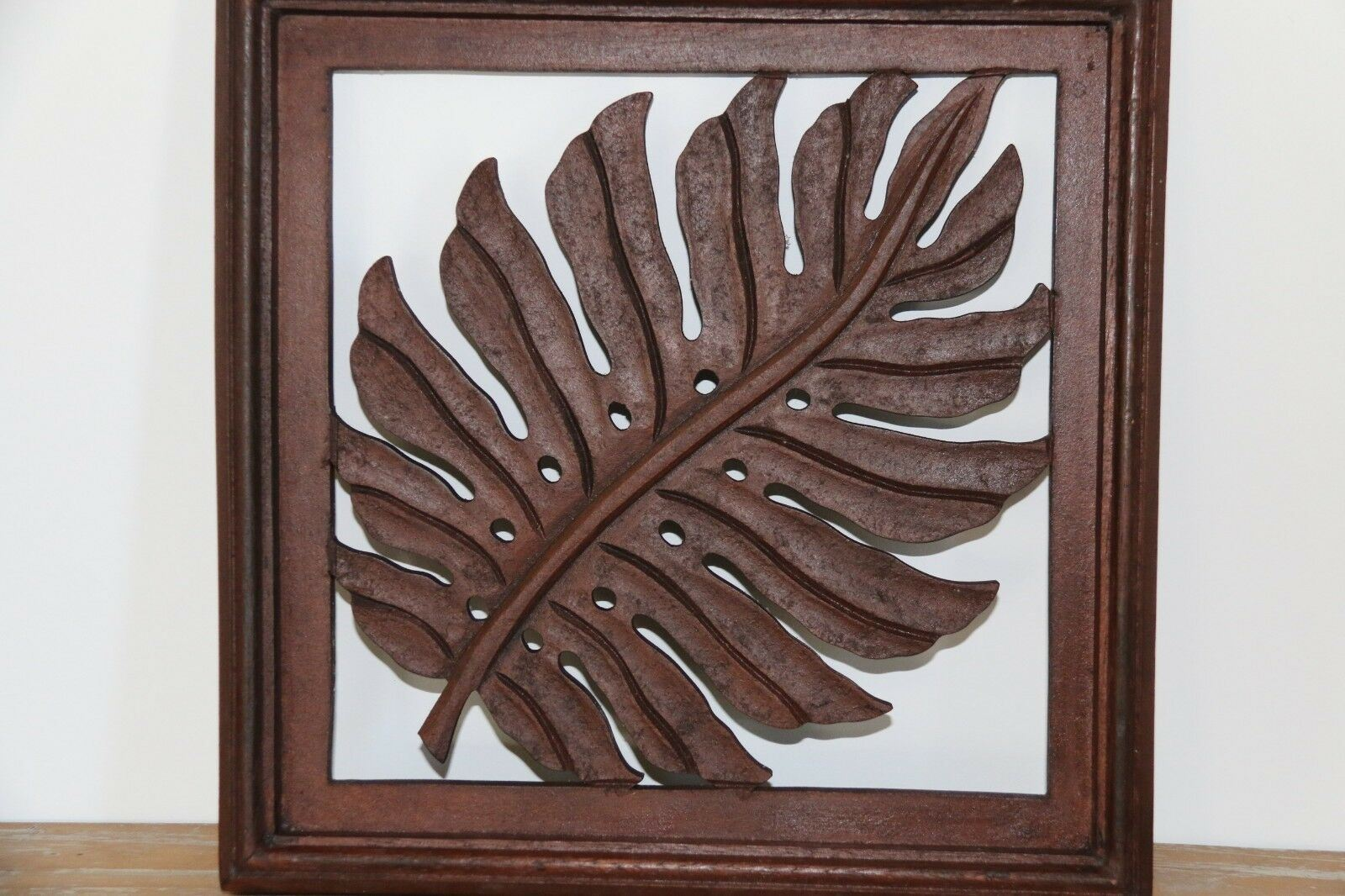 NEW Balinese Carved MDF/Wood Mandala / Tropical Wall Panels - Bali Wall Art - Ma