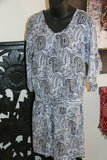 NEW Ladies Short Cotton Bali Dress with hip tie - Many colours - One size