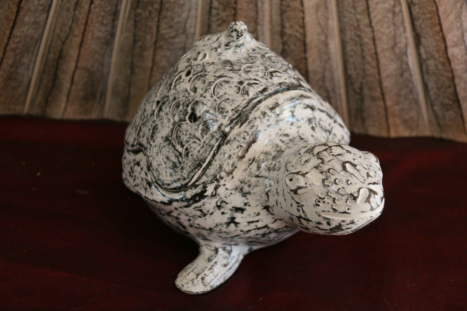 NEW Balinese Terracotta Turtle Mozzie Coil Holder - Choose from 4 Colours!!