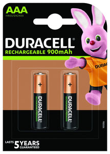 BATERIJA DURACELL PUNJIVA STAY CHARGED HR03 AAA 850 mAh 2/1