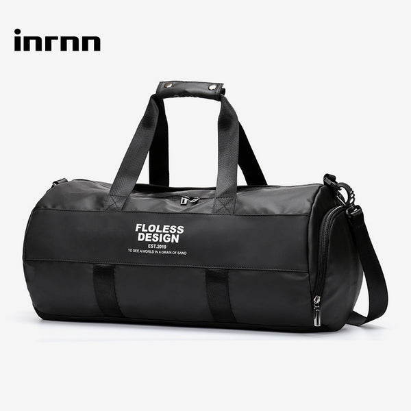Inrnn Multifunctional Waterproof Travel Duffle Bag | Outdoor Sports, Gym & Fashion Luggage Bag