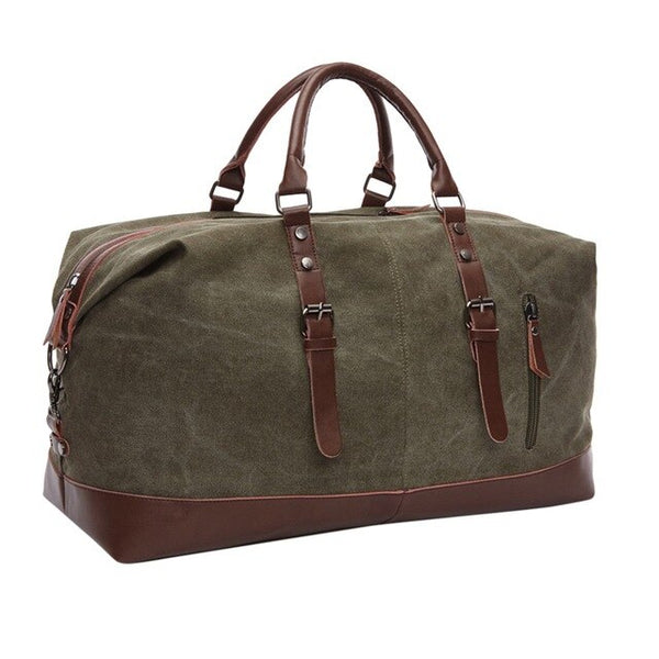 Travel Luggage Bag with Large Capacity for Men And Women | Casual Canvas Bag