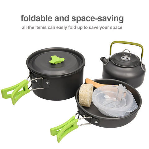 Ultralight Cooking Stove Kit