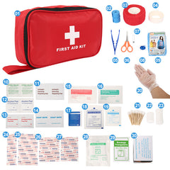 Emergency Medicine Bag
