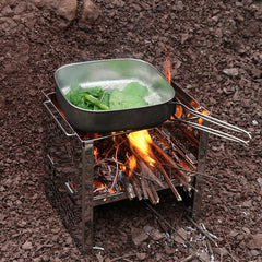 Outdoor Cookware Kit