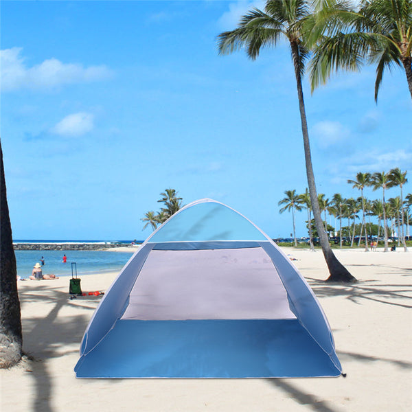 2-3 Person Beach and Outdoor Tent | Beach, Outdoor Camping  & Shelter Folding Tents