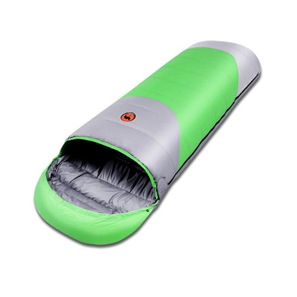 Autum/Winter Goose Down Outdoor, Envelope Sleeping Bag