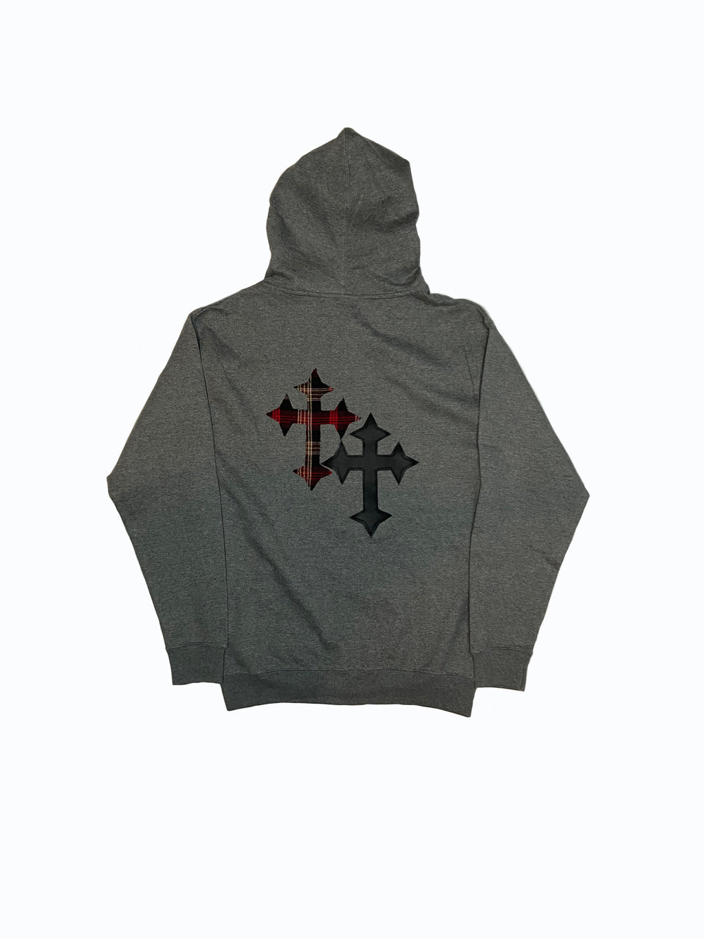 Double Cross Hoodies