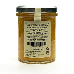 Confiture d'Orange de Linguizzetta