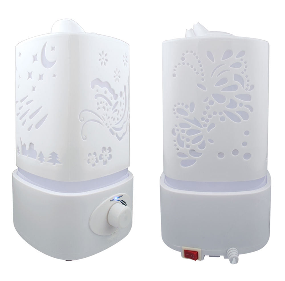 Night Time Aromatherapy Essential Oil Diffuser