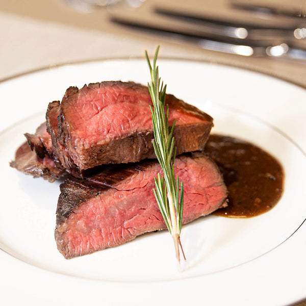 1 Hour US 1855 Black Angus Beef Flank Steak