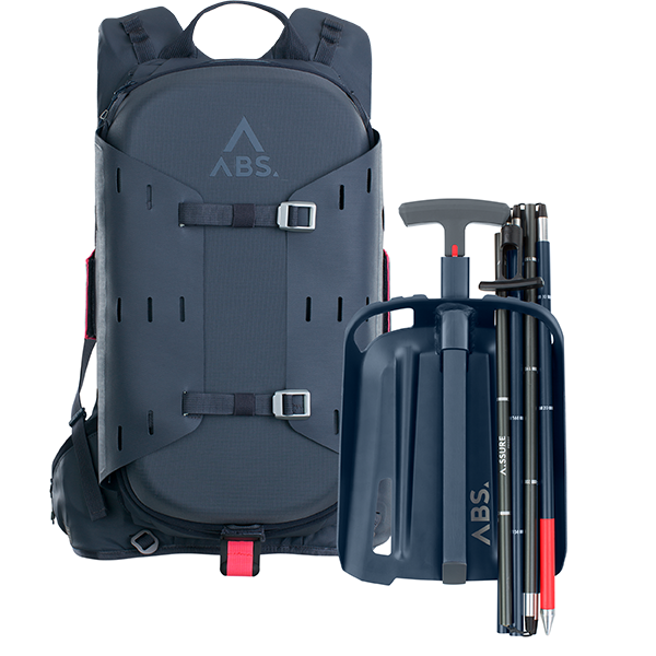 Lawinenrucksack A.LIGHT Set