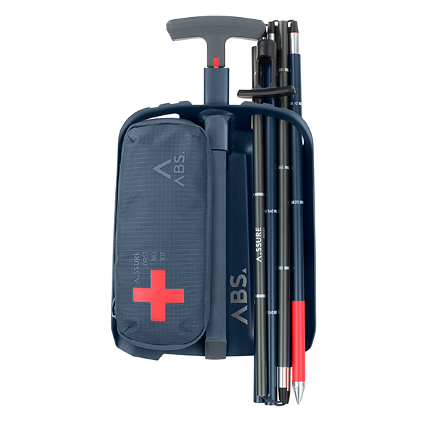 A.CROSS mit First Aid Kit