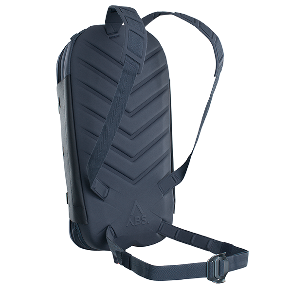 Rucksack A.CROSS backside