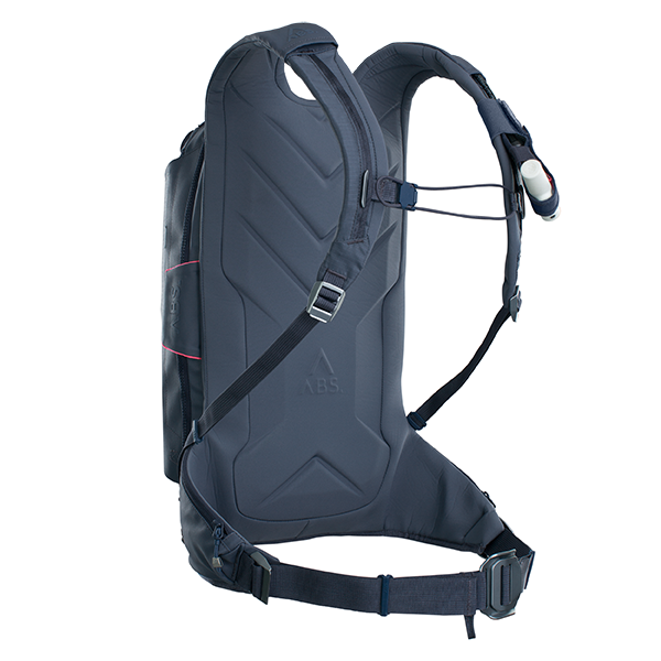 Lawinenrucksack A.LIGHT backside