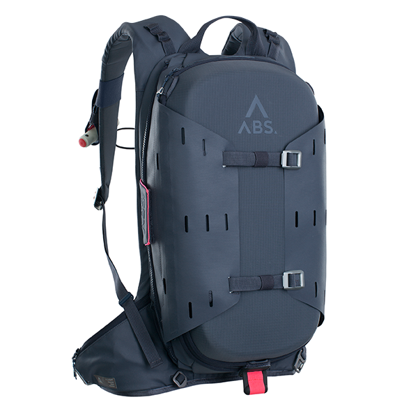 Lawinenrucksack A.LIGHT frontside