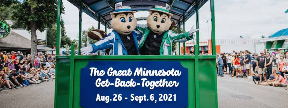 The Great Minnesota Get Together Returns Thursday August 26th, 2021