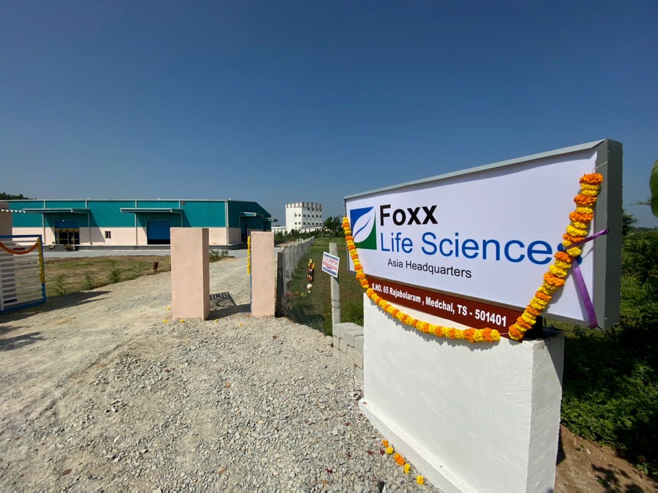 Opening of NEW Asia Headquarters in India!