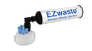"EZWaste® UN/DOT Filter Kit, VersaCap® 51S, 6 ports for 1/8"" OD Tubing"