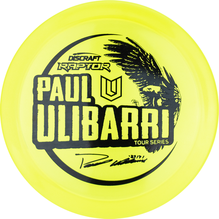2021 Paul Ulibarri Tour Series Raptor