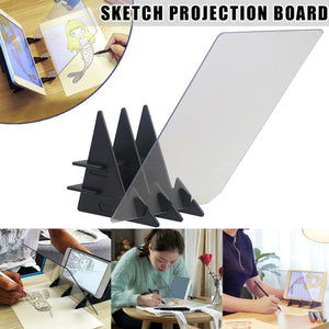 Premium Projector Painting Reflection Tracing Drawing Board