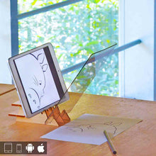 Load image into Gallery viewer, Premium Projector Painting Reflection Tracing Drawing Board