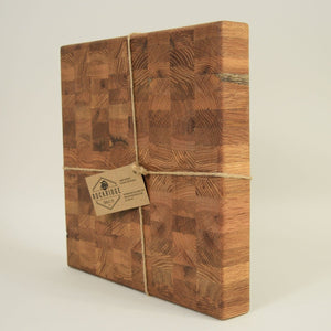 Red Oak Endgrain Cutting/Serving Board