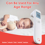 Load image into Gallery viewer, URHEALTH™ LX201 Infrared Thermometer for Baby and Adults