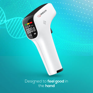 URHEALTH™ PC828 Infrared Thermometer for Baby and Adults