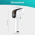 Load image into Gallery viewer, URHEALTH™ PC828 Infrared Thermometer for Baby and Adults