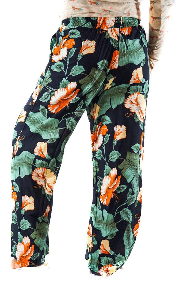 Women Hippie Boho Pants