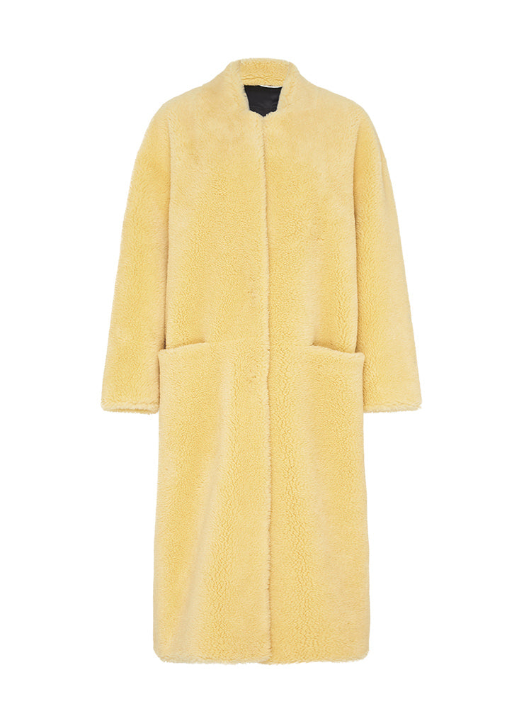 LOUIS FAUX | VINTAGE YELLOW